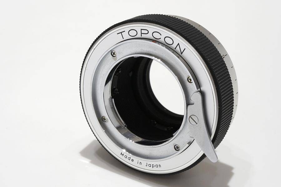 TOPCON (トプコン) RE Macro-Topcor 135mm F4 + ヘリコイド接写リング