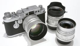【Voigtlander】L39マウント②非球面レンズ使用の大口径28mm・35mm・50mm