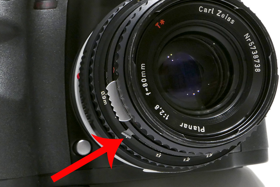 Leica SアダプターV