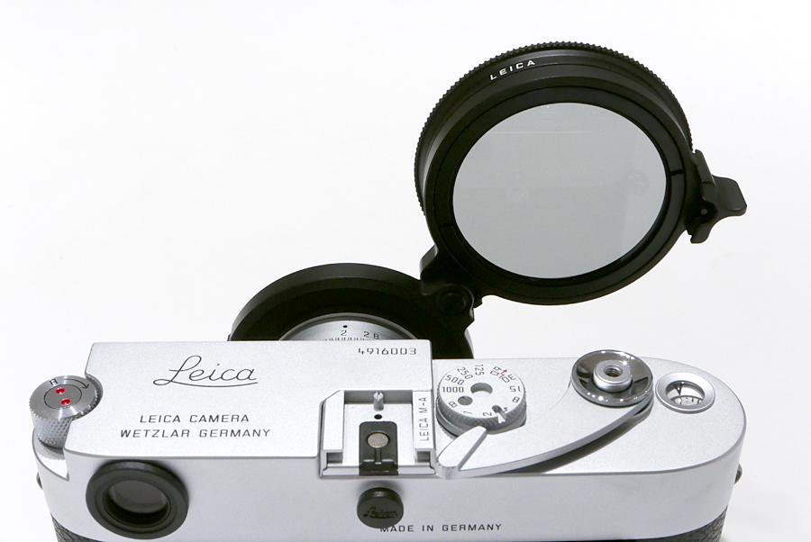Leicaユニバーサル偏光フィルター(13356)