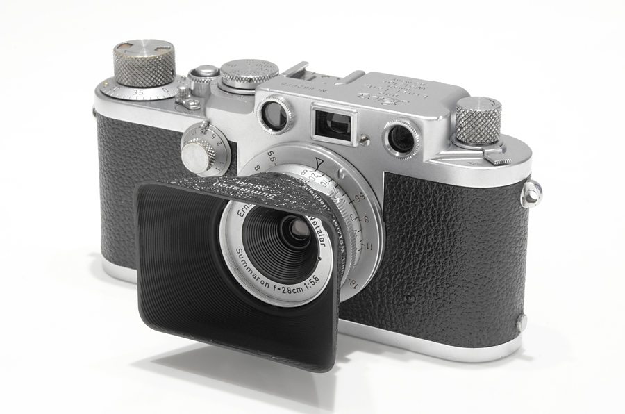Leica (ライカ) SOOBK 赤ズマロン28mmF5.6用フード