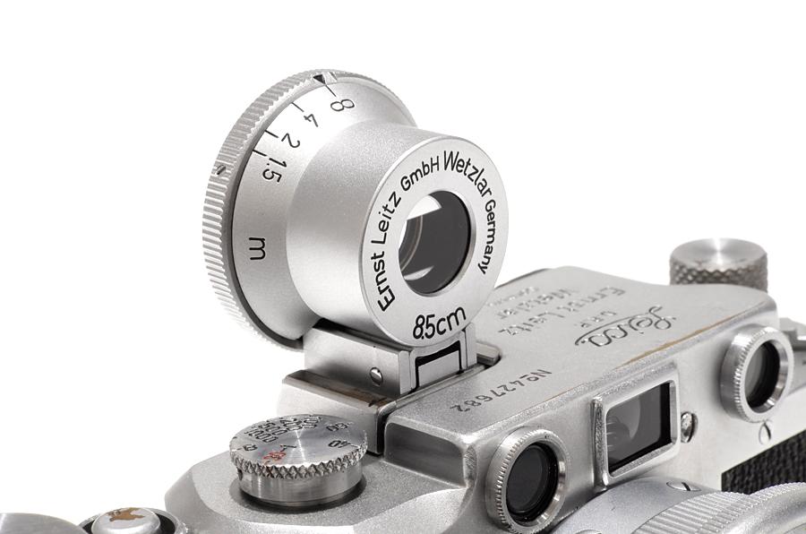 Leica SGOOD 85mm ファインダー