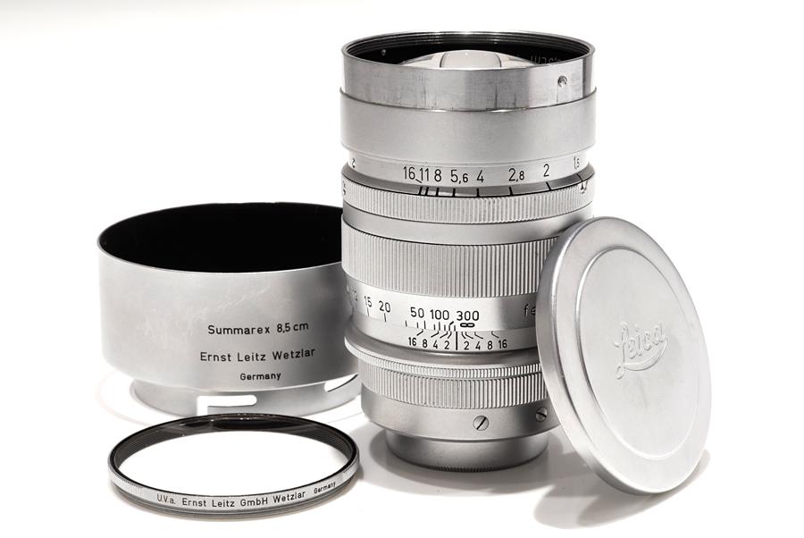 Leica ズマレックス L85mm F1.5 クローム