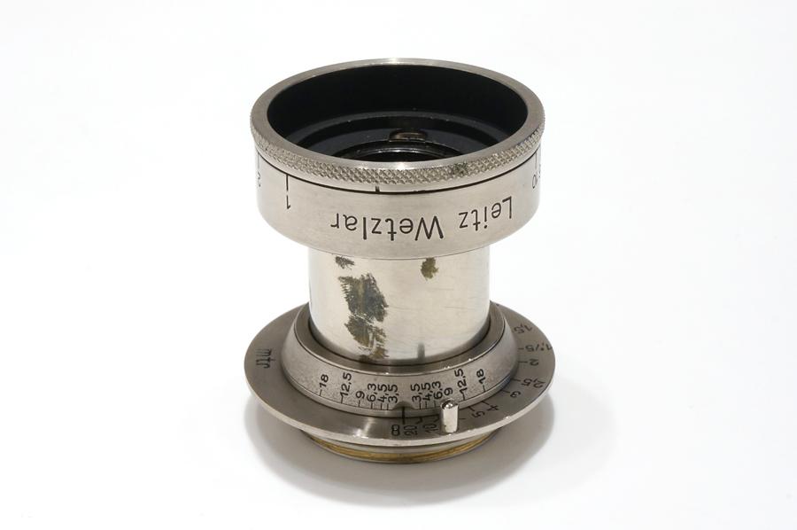 Leica (ライカ) VALAU エルマー5cm用絞り調整機構付フード