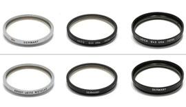 【Leica】金曜フードショー☆第32回 ズミルックスM50mm F1.4用フィルター「YMZOO」「13206」