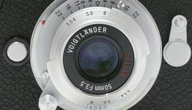 【Voigtlander】100歳レンズ! HELIAR 50mm F3.5