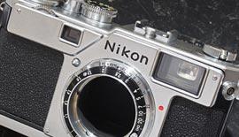 【Nikon】S4・希少な普及版ニコン