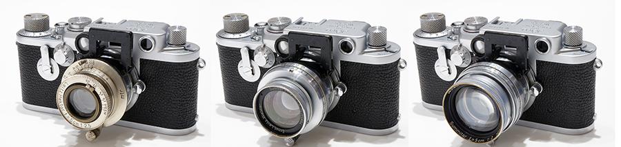 Leica (ライカ) NOOKY-HESUM (ヘクトール/ズマール用)