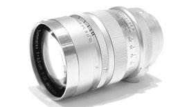 【Leica】大口径中望遠Summarex 8.5cm F1.5を使いたい!