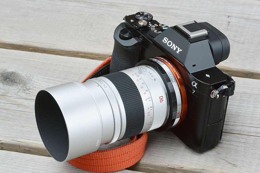 Leica ズマリット M90mm F2.4