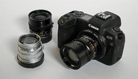 【Canon】 EOS R で遊んでみた! その1