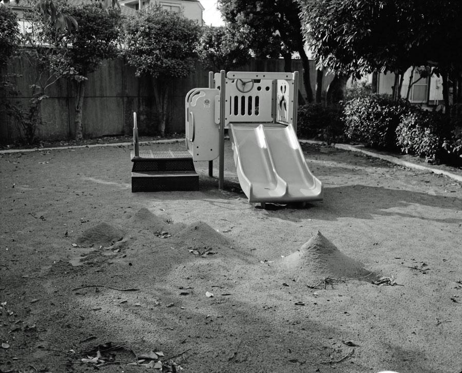 マキナ67 人のいない公園