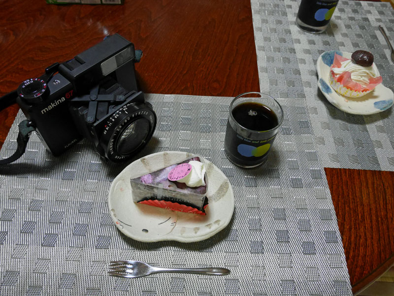 仲直りのケーキ!!