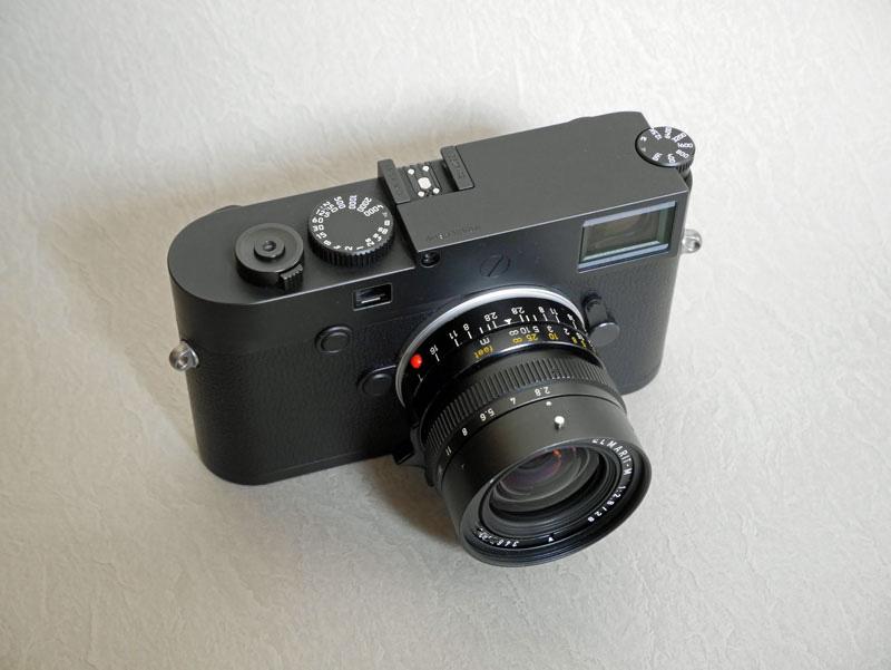 M10 Monochrom + Elmarit M28mm F2.8 3rd (E49)