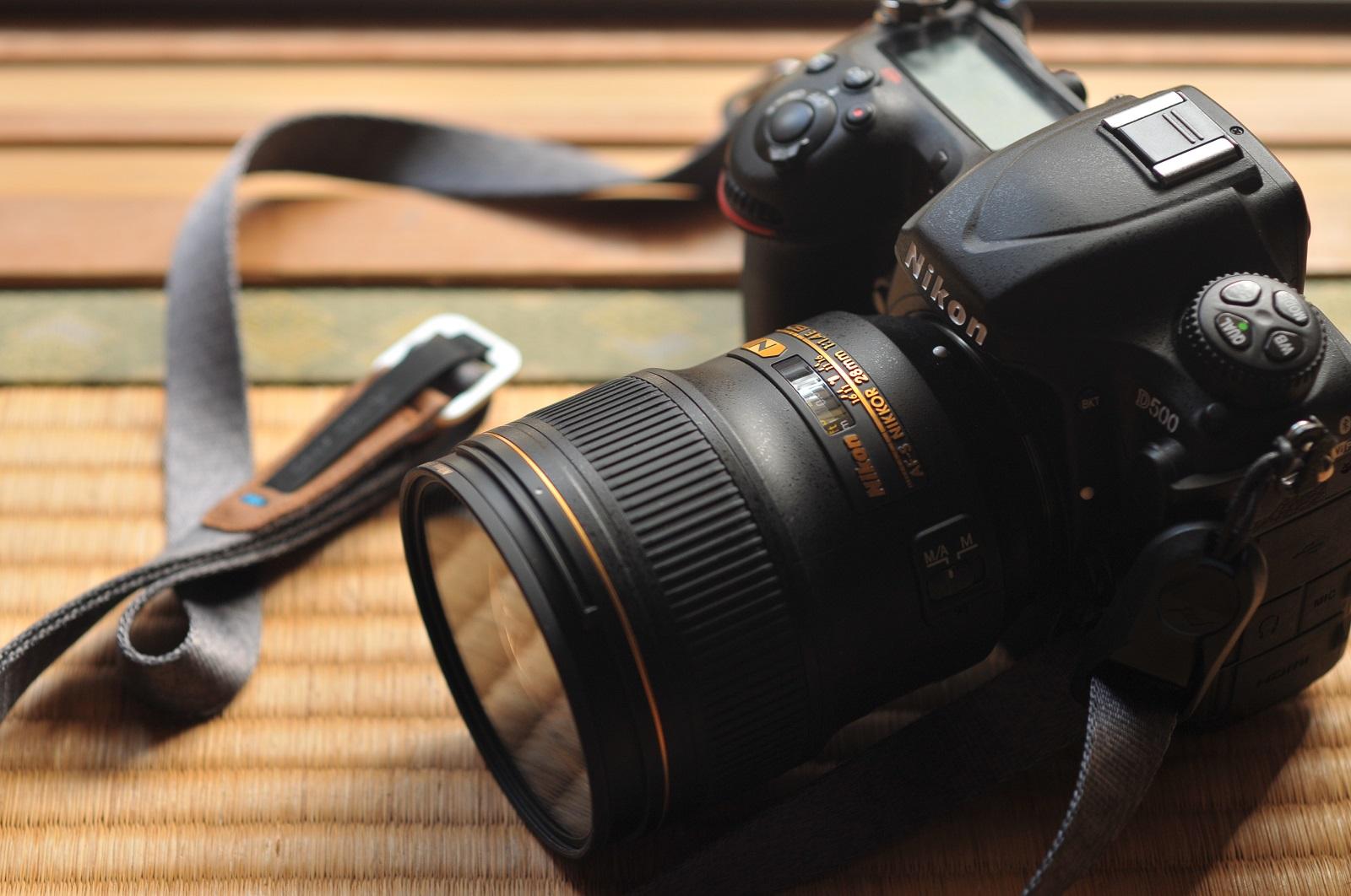 Nikon D500+AF-S NIKKOR 28mm F1.4E ED
