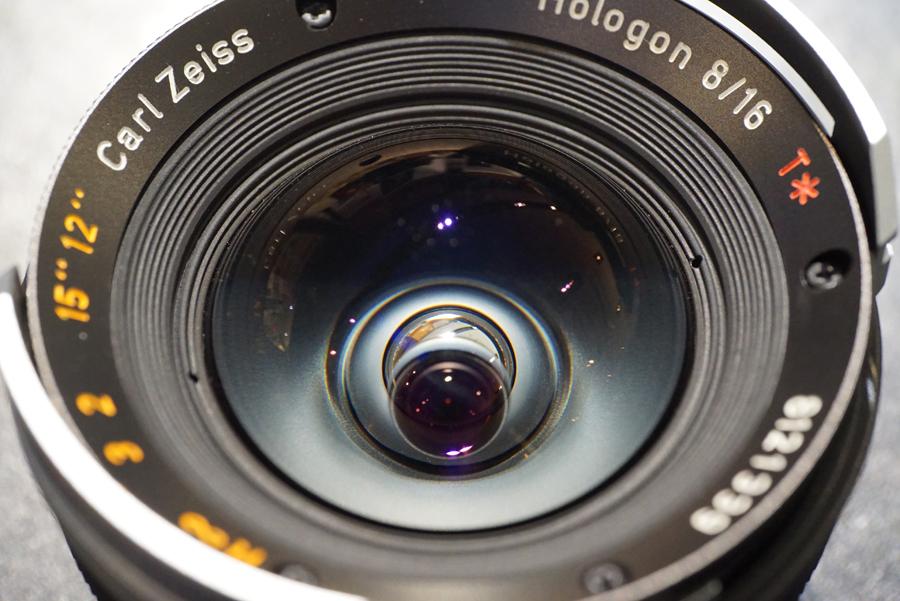 CONTAX  Hologon T*16mm F8(G)