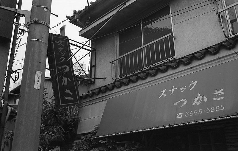 Leica M3×ズマロン M35mm F2.8 眼鏡付