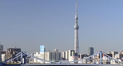 【私のお気に入り】隅田川大橋