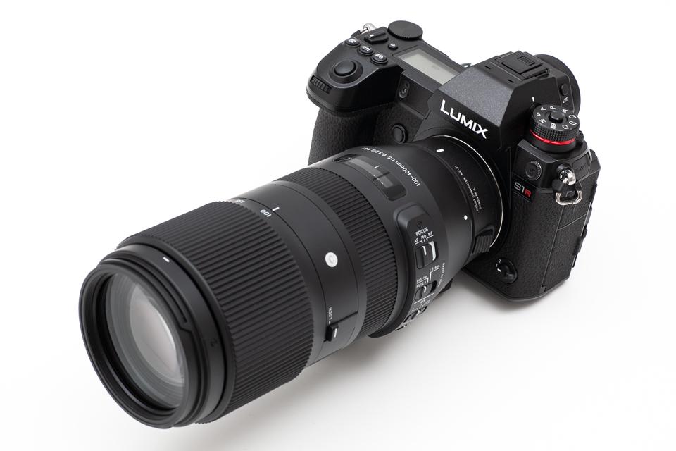 SIGMA Comtemporary 100-400mm F5-6.3 DG OS HSM +Panasonic LUMIX S1R