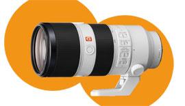 【SONY】FE 70-200mm F2.8 GM OSS