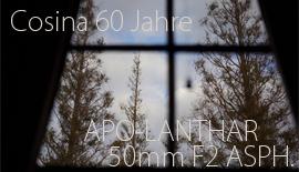 【Voigtlander】APO-LANTHAR 50mm F2 Aspherical