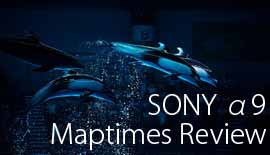 【SONY】α9 Maptimes Review