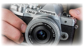 【OLYMPUS】E-M10 MarkIII 好評発売中!