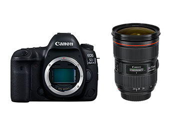 Canon EOS 5D MarkIV + EF24-70mm F2.8L II USM