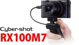 SONY Cyber-shot RX100M7 発売記念「歴代機種を振り返る」Part1
