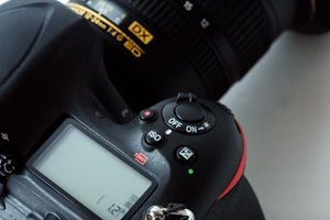 Nikon D500 ボタンレイアウト1