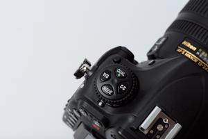 Nikon D500 ボタンレイアウト2