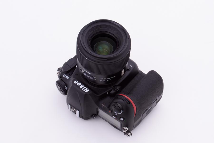 Nikon D500 + TAMRON SP 35mm F1.8 Di VC USD F012N