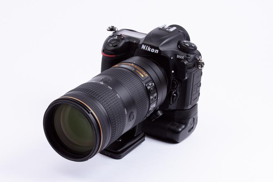 Nikon D500 + AF-S NIKKOR 70-200mm F2.8E FL ED VR