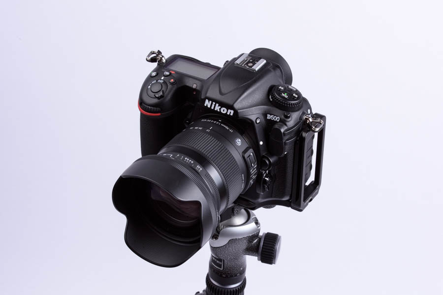 Nikon D500 +Markins(マーキンス) PN-500 ニコン D500 用 カメラプレート 雲台装着