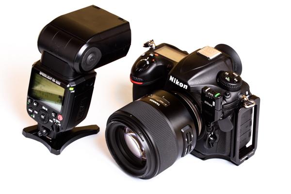 D500 + SB-5000 無線ワイヤレス