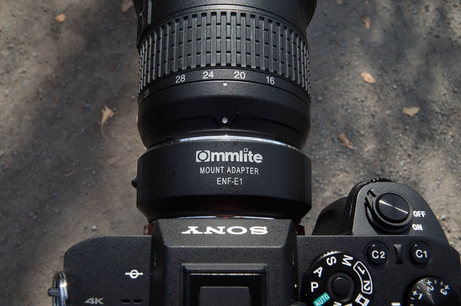 Nikon(ニコン)D4 ボディ+Carl Zeiss (カールツァイス) Distagon T* 25mm F2 ZF.2(ニコンF用)