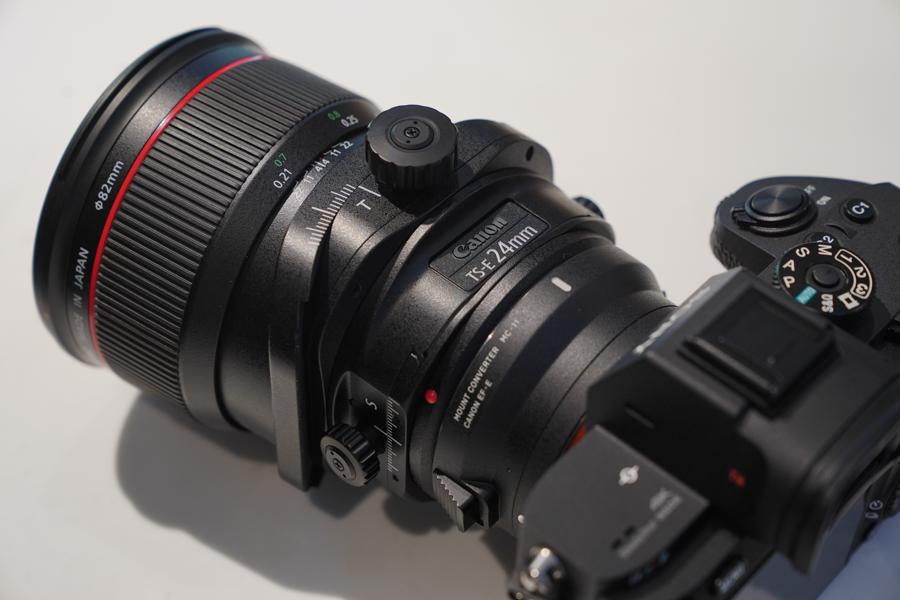 SONY α7RⅢ+SIGMA MC-11+TS-E 24mm F3.5L Ⅱ