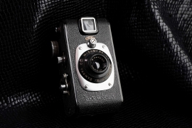 ヴィンテージカメラ mickey35を使ってみた