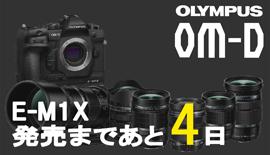 【OLYMPUS】OM-D E-M1X発売まであと4日!M.ZUIKO DIGITAL ED 12-40mm F2.8 PROを使ってみた!