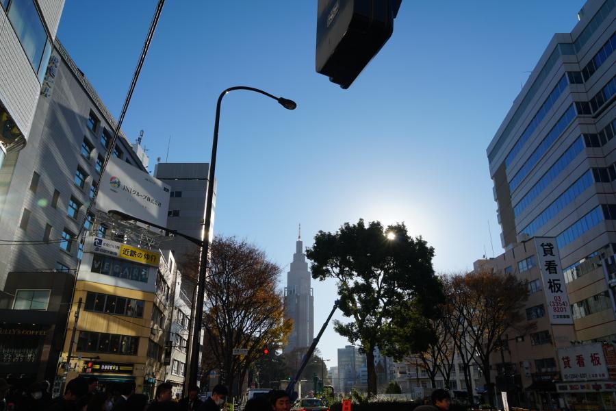 【SONY】冬の紆余曲折