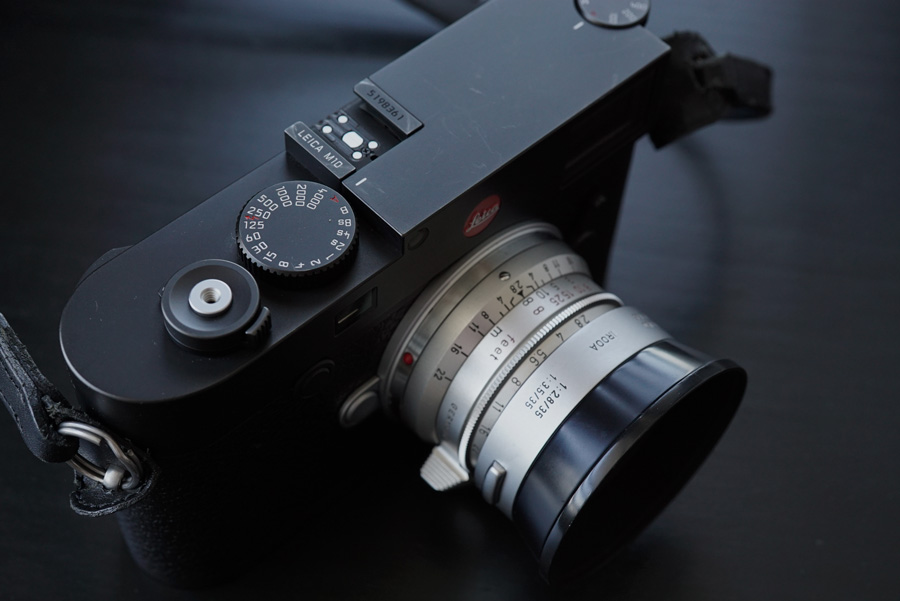 Leica (ライカ) M10 + ズマロン M35mm F2.8