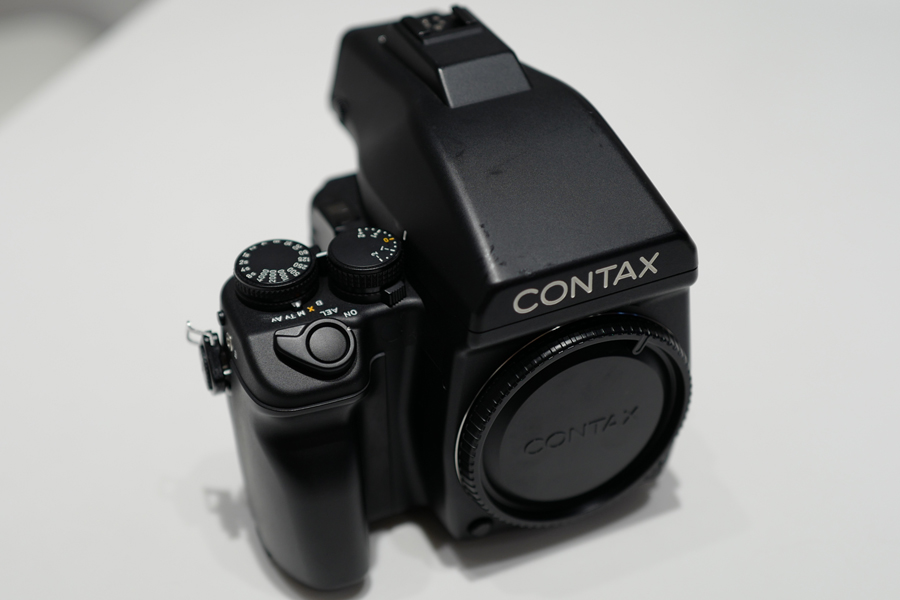 CONTAX645