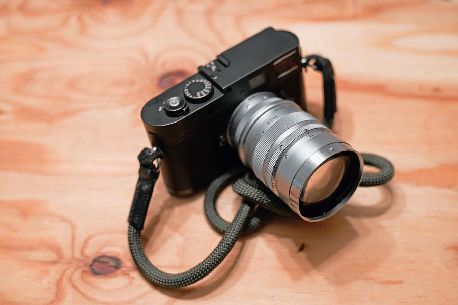 Leica Mモノクローム + Leica ズマレックス L85mm F1.5