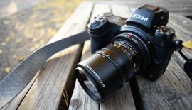 【Nikon】Z6、アダプターとアポズミクロン75mmのスウィーツ