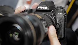【速報】Nikon D780触ってきました!