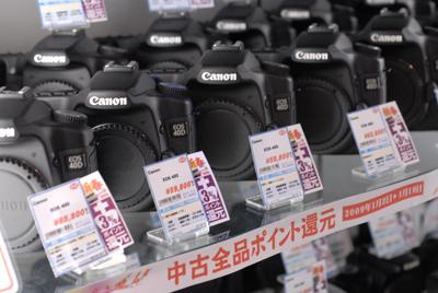 1号店4階 Canon 5D