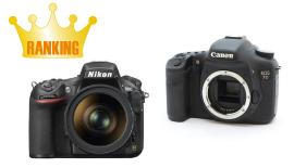 2015年6月新品・中古デジタルカメラ人気ランキング