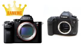 2015年8月新品・中古デジタルカメラ人気ランキング
