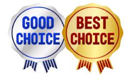 より中古商品を選びやすく 「USED BEST CHOICE」