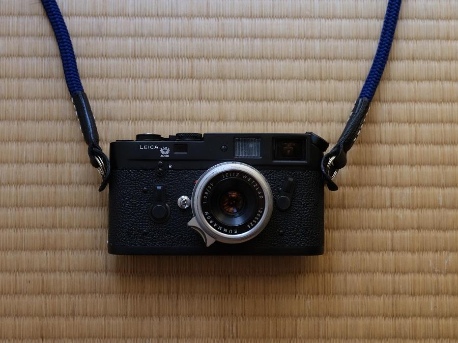 Leica M4 50JAHRE + SUMMARON M 35mm F2.8
